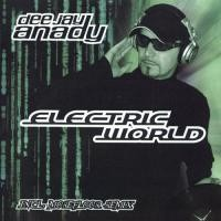 Purchase deejay anady - Electric World (Incl Morefloor) (maxi)
