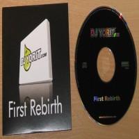 Purchase DJ Yorit - First Rebirth CDS