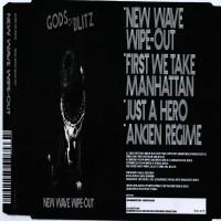 Purchase Godz Of Blitz - New Wave Wipe-Out CDM