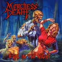 Purchase Merciless Death - Evil In The Night