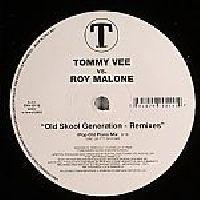 Purchase Tommy Vee Vs Roy Malone - Old Skool Generation Vinyl