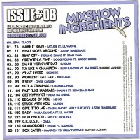 Purchase VA - Mixshow Ingredients 06