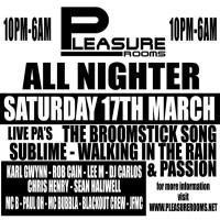 Purchase V - _Pleasure_Rooms_Live_(Juicefm)