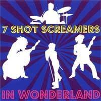 Purchase 7 Shot Screamers - In Wonderland