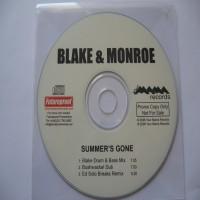 Purchase Blake & Monroe - Summer's Gone CDS