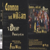 Purchase Common Feat. Will.I.Am - A Dream (maxi)