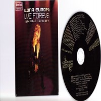 Purchase Ilona Europa - Live Forever-REMIX_CDM