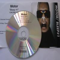 Purchase Motor - Bleep #1 CDS