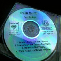 Purchase Patti Smith - Four College