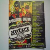 Purchase VA - Tapemasters Inc. And Swizz Beatz-The Mixtape Millionaire Club Pt
