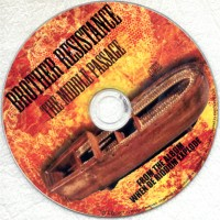 Purchase Brother Resistance - The Middle Passage CDS