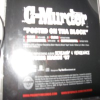 Purchase C-Murder - Posted On Tha Block