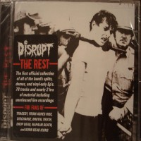 Purchase Disrupt - The Rest (2CD) CD1