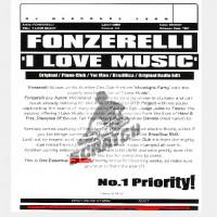 Purchase Fonzerelli - I Love Music CDM
