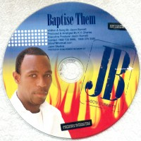 Purchase Jason Burnett - Baptise Them CDS