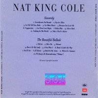 Purchase Nat King Cole - Sincerely/The Beautiful Ballads
