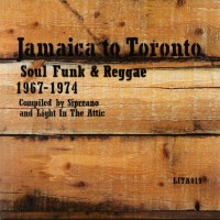 Purchase VA - Jamaica To Toronto: Soul Funk & Reggae