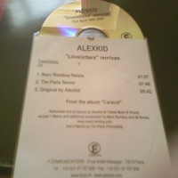 Purchase Alexkid - Loveletters Remixes