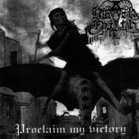 Purchase Black Faith - Proclaim my victory CDR