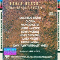 Purchase Carlinhos Brown - Bahia Black-Ritual Beating System