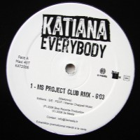 Purchase katiana - Everybody (Remix)
