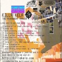 Purchase Killa Kela - The Permanent Marker