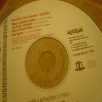 Purchase Manuel De La Mare - Genesis CDS