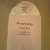 Purchase Richard Grey - Warped Bass CDS