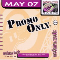 Purchase VA - Promo Only Modern Rock Radio May