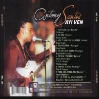 Purchase Antony Santos - Ay! Ven