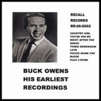 Purchase Buck Owens - earliest recordings