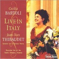 Purchase Cecilia Bartoli - Live In Italy