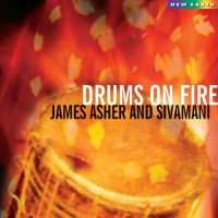 Purchase James Asher - Drums on Fire
