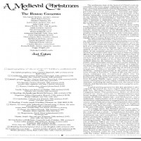 Purchase Boston Camerata - Joel Cohen / A Medieval Christmas