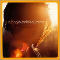Purchase K.D. Lang - Invincible Summer