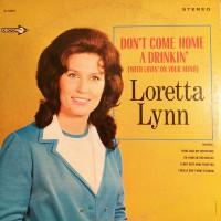 Purchase Loretta Lynn - Don't You Come Home A Drinkin'