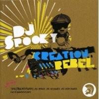 Purchase DJ Spooky - Creation Rebel
