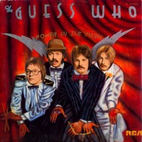 Purchase The Guess Who - Power In The Music (Vinyl)