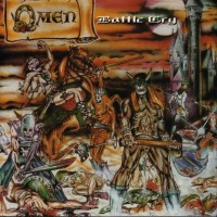 Purchase Omen - Battle Cry