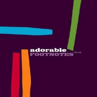 Purchase Adorable - Footnotes 92-94