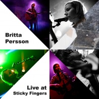 Purchase Britta Persson - Live at Sticky Fingers
