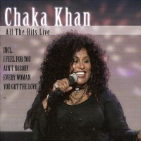 Purchase Chaka Khan - All The Hits Live