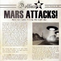 Purchase Dollface - Mars Attacks!