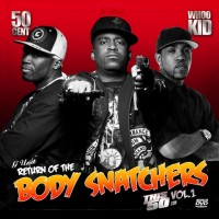 Purchase G-Unit - Return Of The Body Snatchers Vol.1