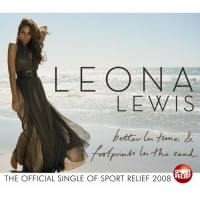 Purchase Leona Lewis - Better In Time Footprints In The Sand (CDS)