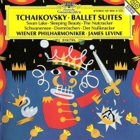 Purchase Pyotr Tchaikovsky - Ballet Suites (James Levine)