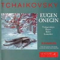 Purchase Pyotr Tchaikovsky - Eugene Onegin (Boris Khaikin) CD1