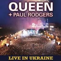 Purchase Queen & Paul Rodgers - Live In Ukraine