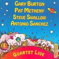 Purchase Gary Burton - Quartet Live