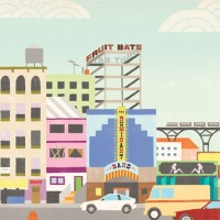 Purchase Fruit Bats - The Ruminant Band